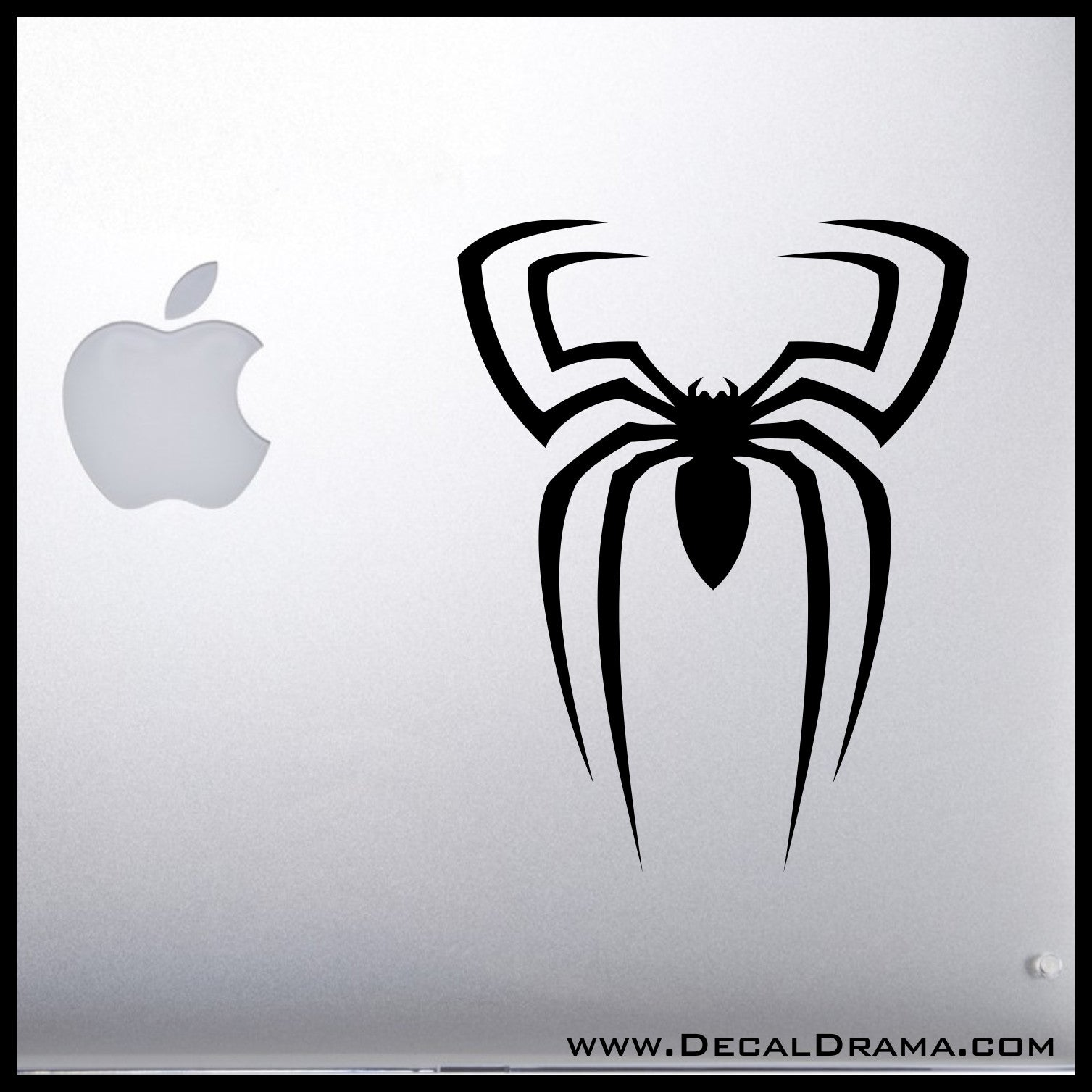 Spiderman New Spider symbol, Marvel Comics-inspired Vinyl Car/Laptop Decal