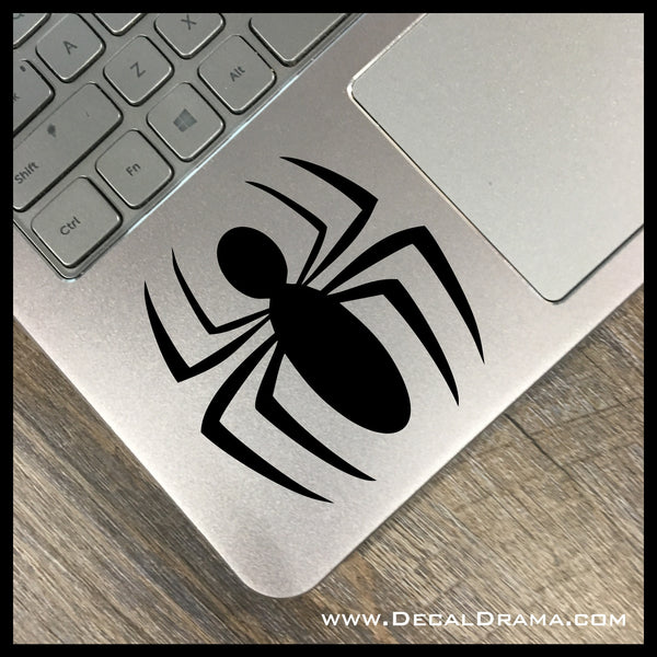 Spiderman Spider emblem, Marvel Comics-inspired Vinyl Car/Laptop Decal