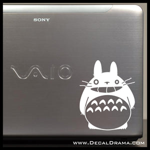 Totoro, My Neighbor Totoro-inspired Vinyl Car/Laptop Decal