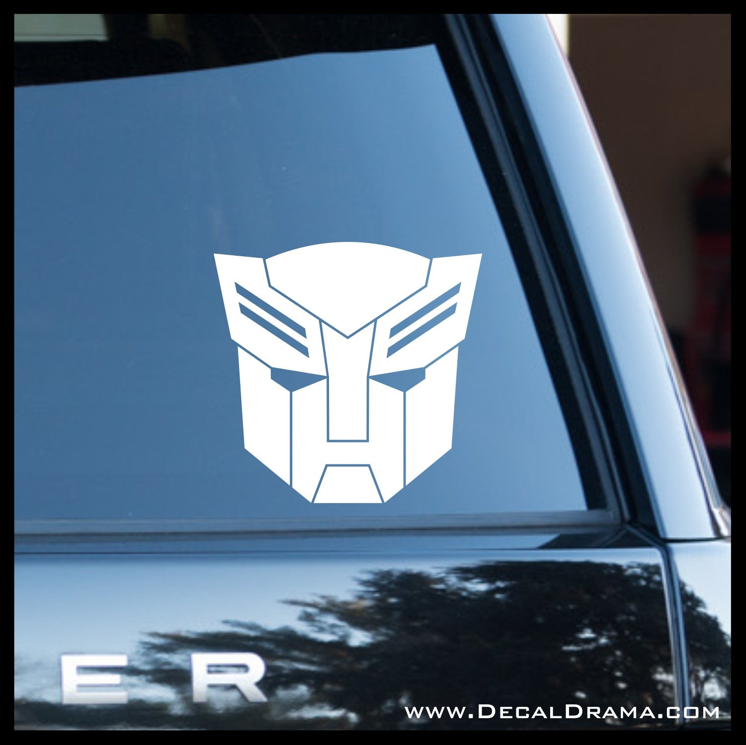 Transformers Autobot Vinyl Car/Laptop Decal