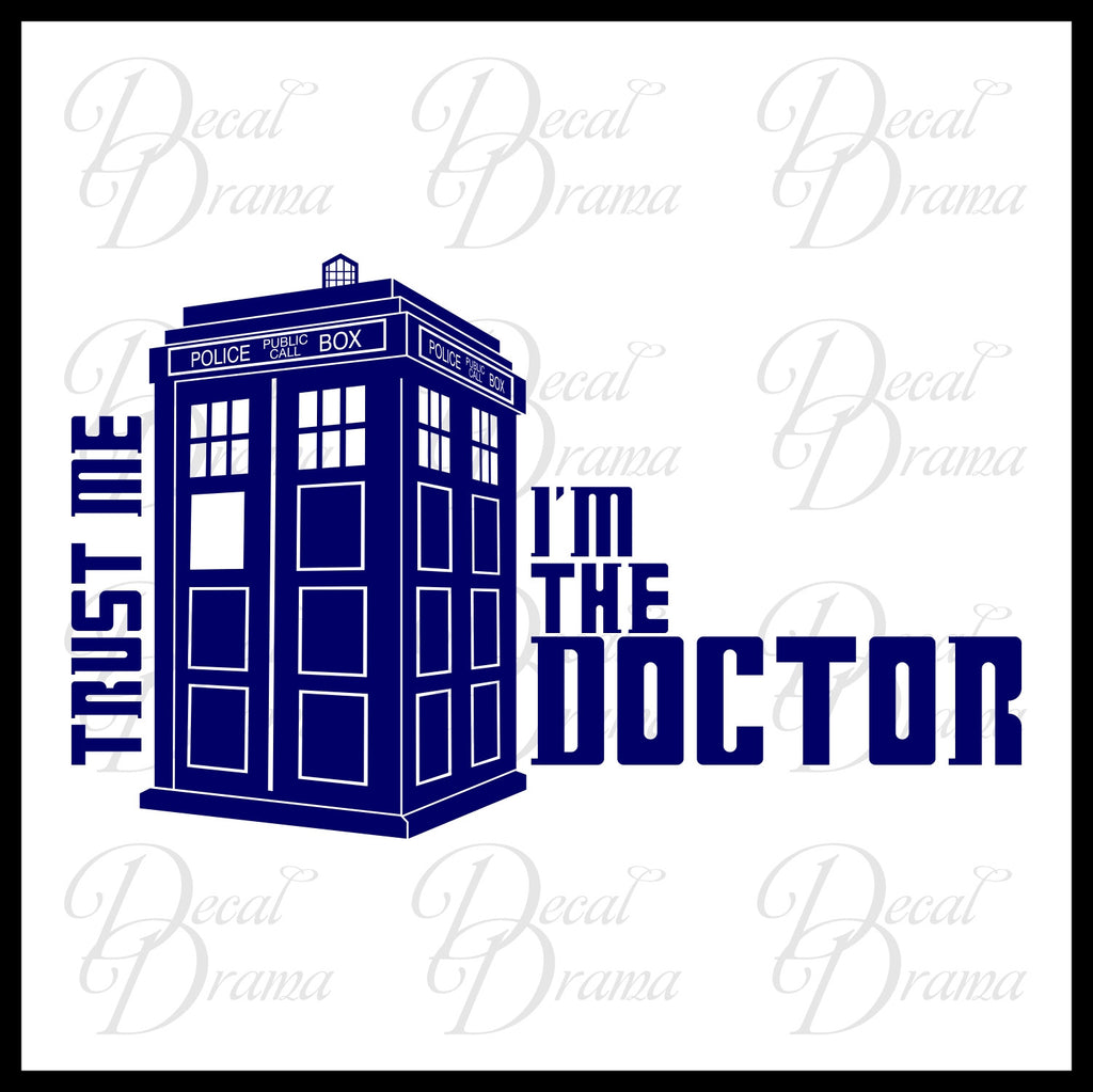 Doctor Who Inspired, TARDIS, ...