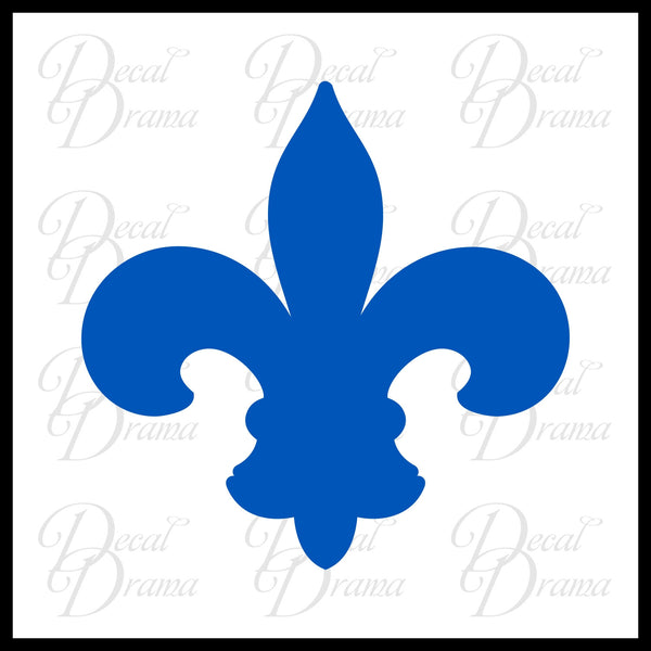 Fleur-de-lis, Room Décor Vinyl Wall Decal