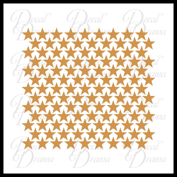 Stars, Room Décor Vinyl Wall Decal