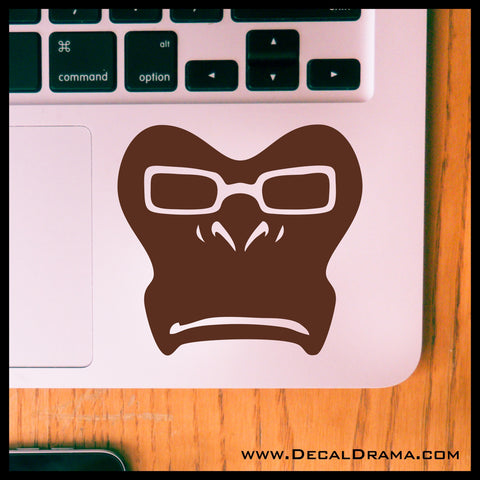 Winston icon, Overwatch-inspired Vinyl Car/Laptop Decal