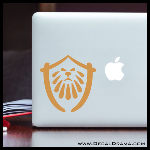 Alliance symbol (MoP), WoW World of Warcraft-inspired Car/Laptop Decal