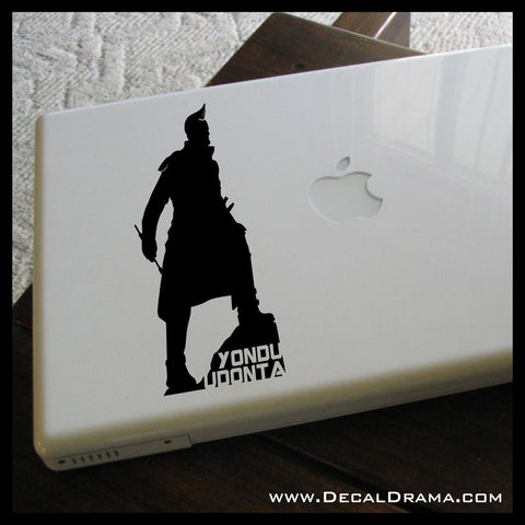 Yondu Udonta, Guardians of the Galaxy-inspired Fan Art Vinyl Car/Laptop Decal