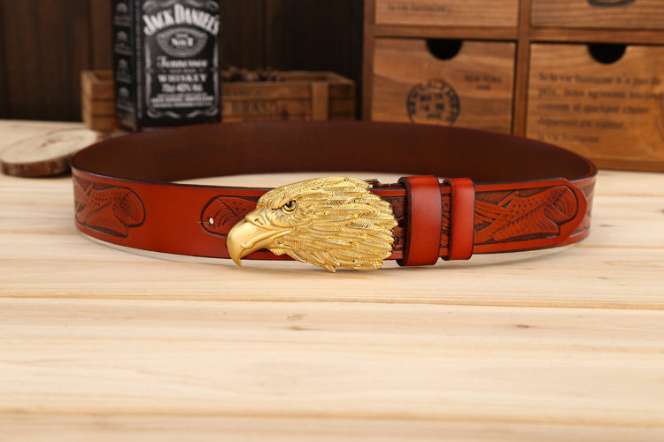 Exotic Eagle Belt Collection