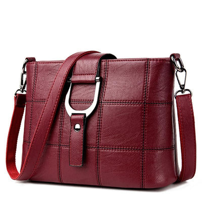Soft Flap Handbag