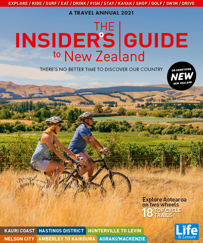 The Insider's Guide To New Zealand 2021