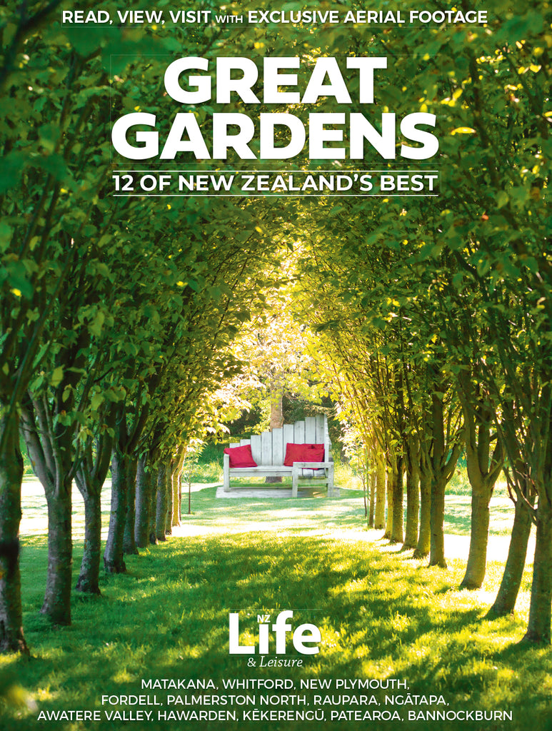Great Gardens: 12 of New Zealand's Best