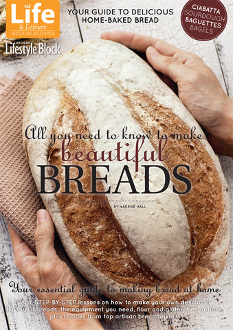 All You Need To Know To Make Beautiful Breads