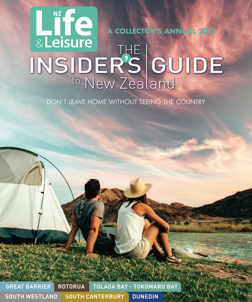 The Insider's Guide To New Zealand 2015
