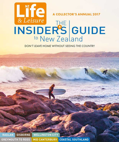 The Insider's Guide To New Zealand 2017