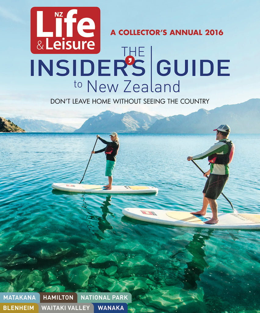 The Insider's Guide To New Zealand 2016