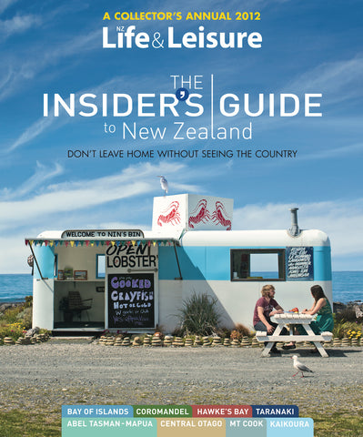 The Insider's Guide To New Zealand 2012