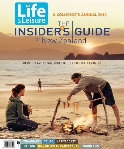 The Insider's Guide To New Zealand 2014