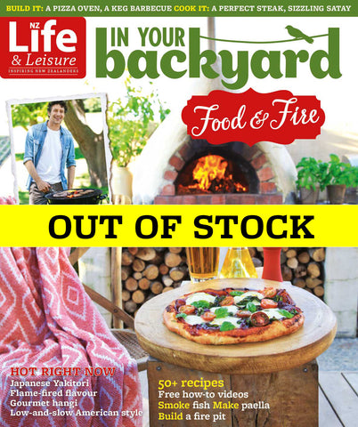 In Your Backyard: Food & Fire