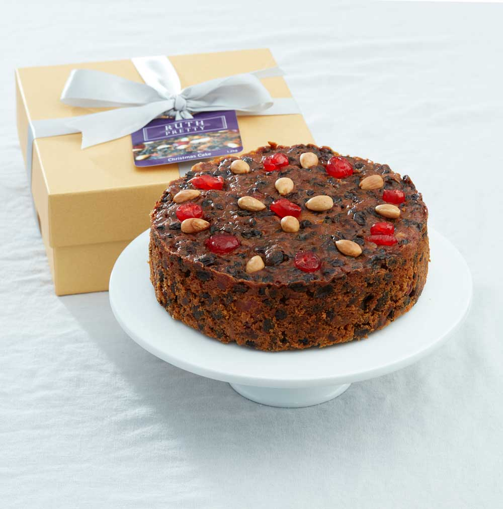 Ruth Pretty's Christmas Cake - Boxed