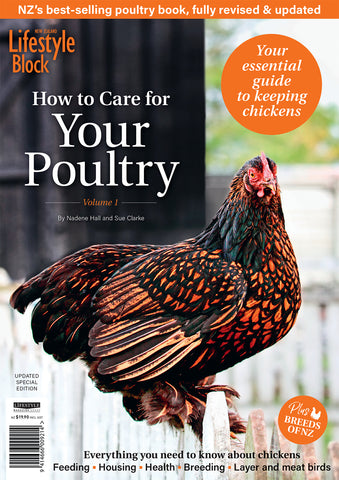 How To Care For Your Poultry, Volume 1