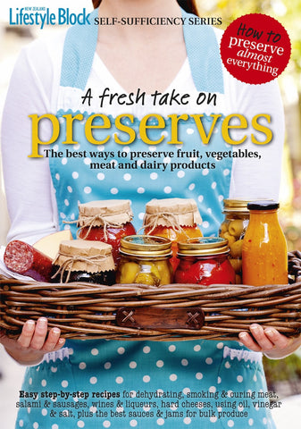 A Fresh Take On Preserves