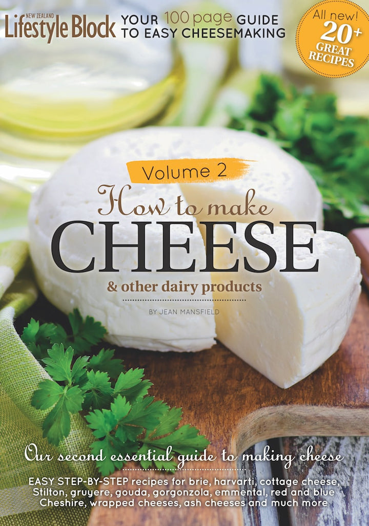 How To Make Cheese Volume 2
