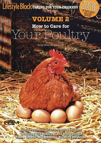How To Care For Your Poultry, Volume 2