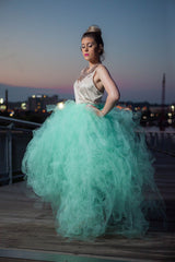 Offbeat Bridal Maxi Tutu - Blondie Jones