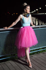 Offbeat Bridal Midi Tutu - Blondie Jones