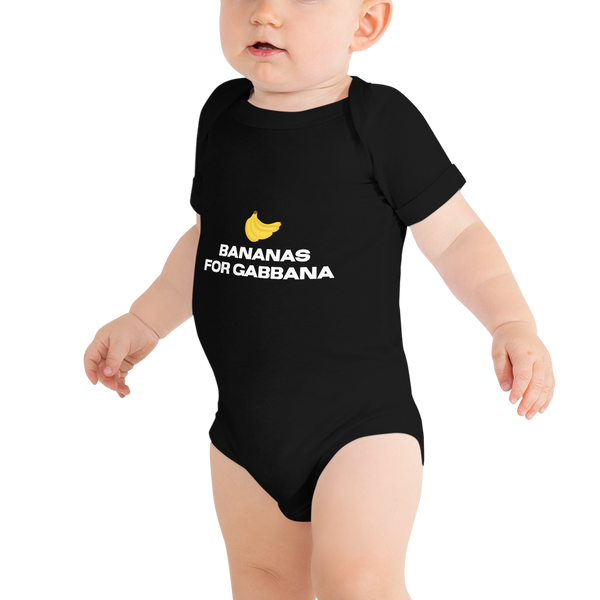 Bananas x Gabanna Onesie - Blondie Jones