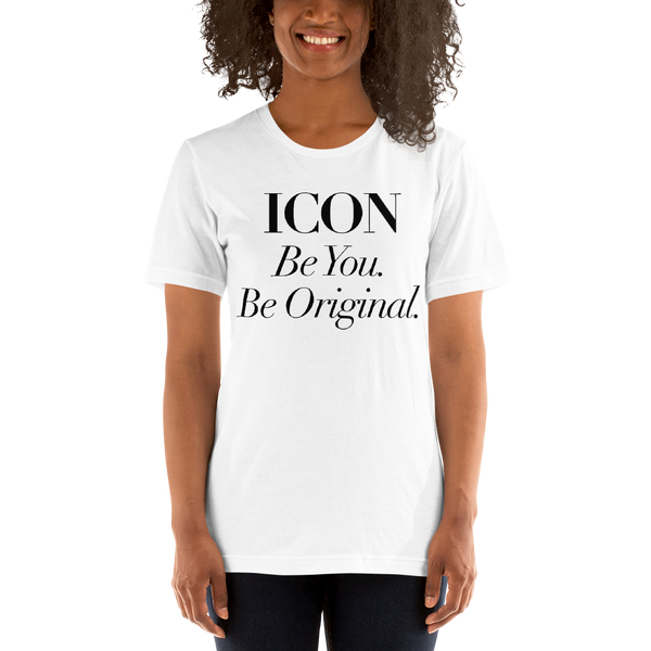 Icon. Tee - Blondie Jones