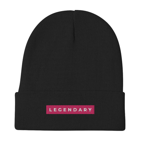Legendary Embroidered Beanie