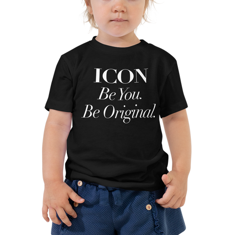 Icon. Toddler Tee - Blondie Jones