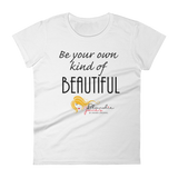 Blondie Jones Beautiful 101 cotton short sleeve t-shirt