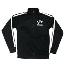 Unisex Poly-tech Track Jacket Big Logo