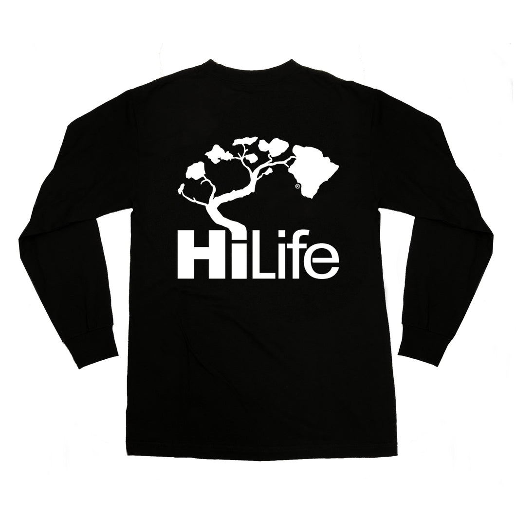Big Logo Long Sleeve Tee