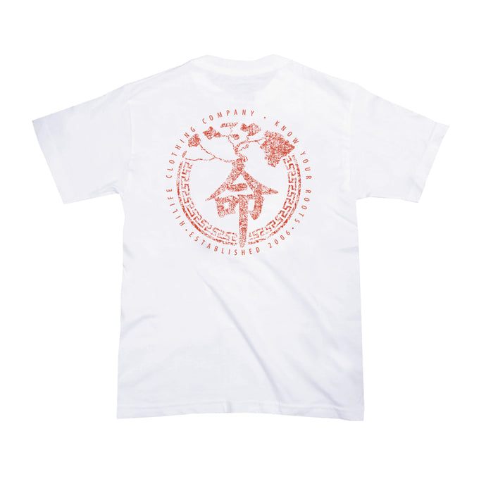 Life Kanji Soft Cotton Tee