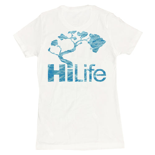 Women's New Ocean Soft Cotton Tee
