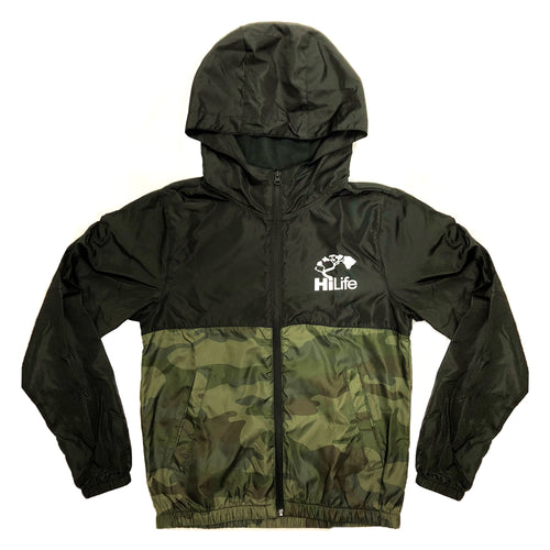 Youth Windbreaker