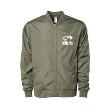 Bomber Jacket Basic Logo