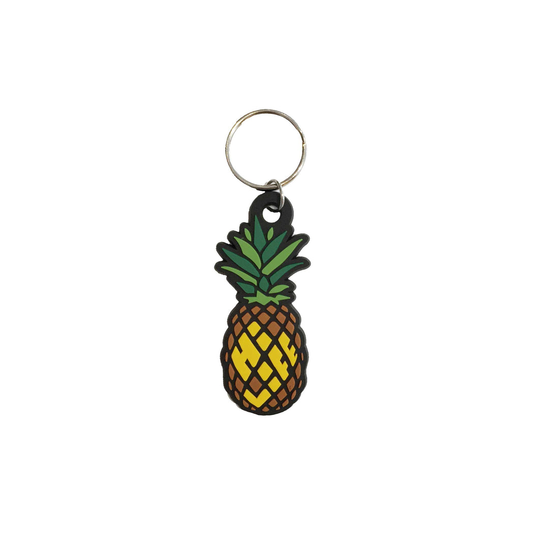 Keychain PVC Pineapple