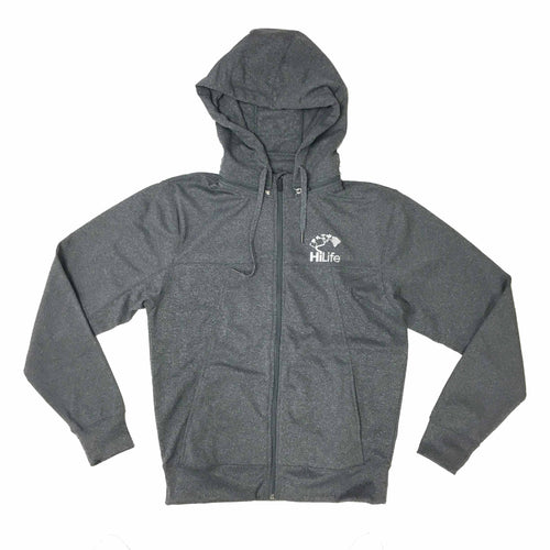 Poly-tech Hoodie Basic Logo embroidery