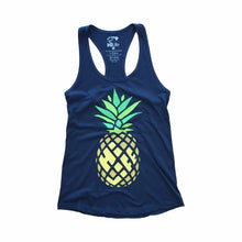 Women's Regular tank top Pineapple