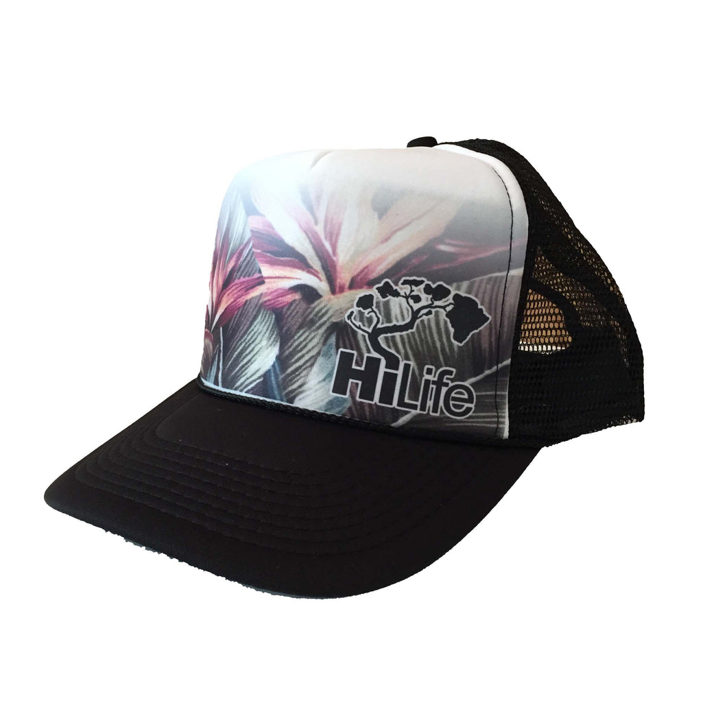 Trucker Hats - Ti Leaf