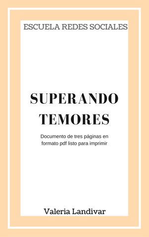 Descargable: Superando temores