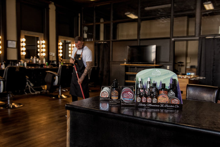 Carry North America's Fastest growing men's grooming brand