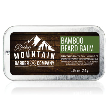 Beard Balm Sample (Bamboo)