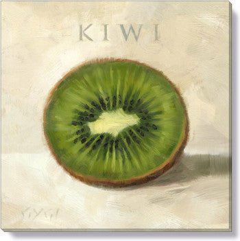 Gygi Kiwi | Canvas Wall Art | Large