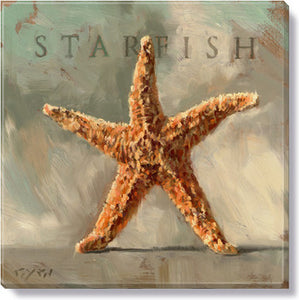 Gygi Starfish | Canvas Wall Art | Small
