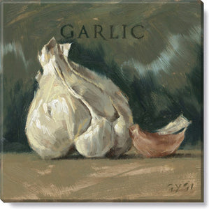 Gygi Garlic | Canvas Wall Art | Medium