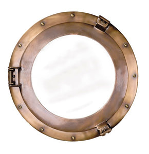 Lounge Porthole Mirror, Large